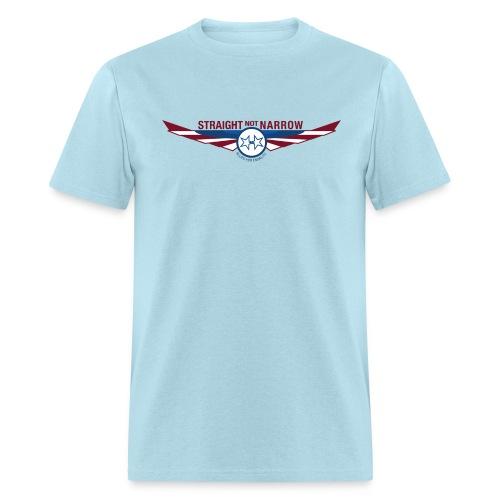 Standard Blue T - Men's T-Shirt