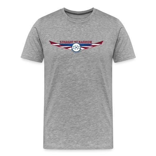 Standard Gray T - Men's Premium T-Shirt