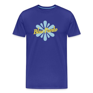 Blue Panto Shirt Royal - Men's Premium T-Shirt