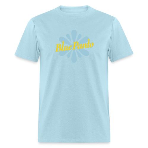 Blue Panto Shirt Sky - Men's T-Shirt