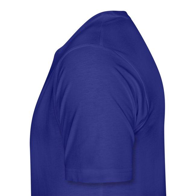 Panto Behind You Blue Shirt