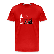 T-Shirts ~ Men's Premium T-Shirt ~ (I've never been to) Duluth