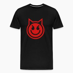 Black devil T-Shirts