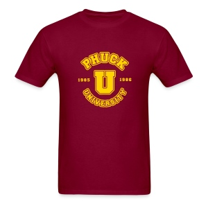 Phuck University - Men's T-Shirt