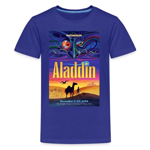 Aladdin Artwork Shirt Kids - Kids' Premium T-Shirt