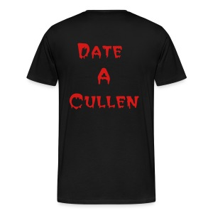 Twilight Date a Cullen - Men's Premium T-Shirt
