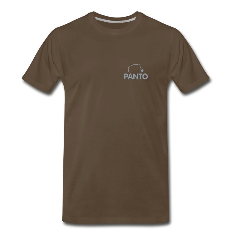 Panto Silver Chest - Men's Premium T-Shirt