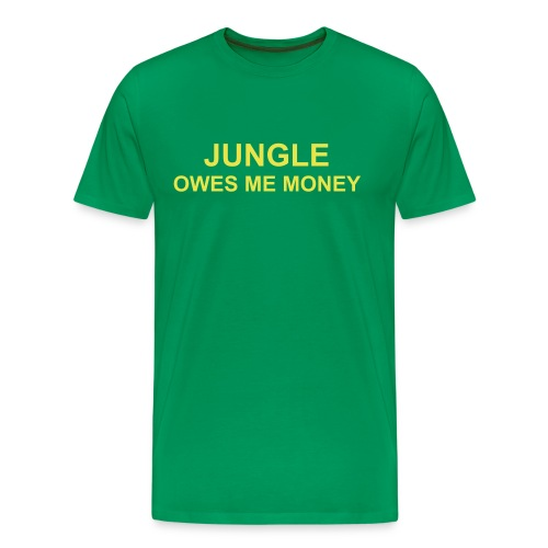 Junglist - Men's Premium T-Shirt