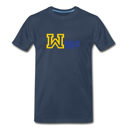 who - Men's Premium T-Shirt