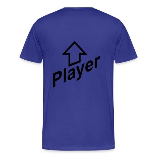 player - Men's Premium T-Shirt