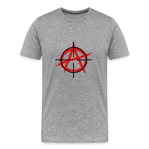 I Love Crosshairs! - Men's Premium T-Shirt