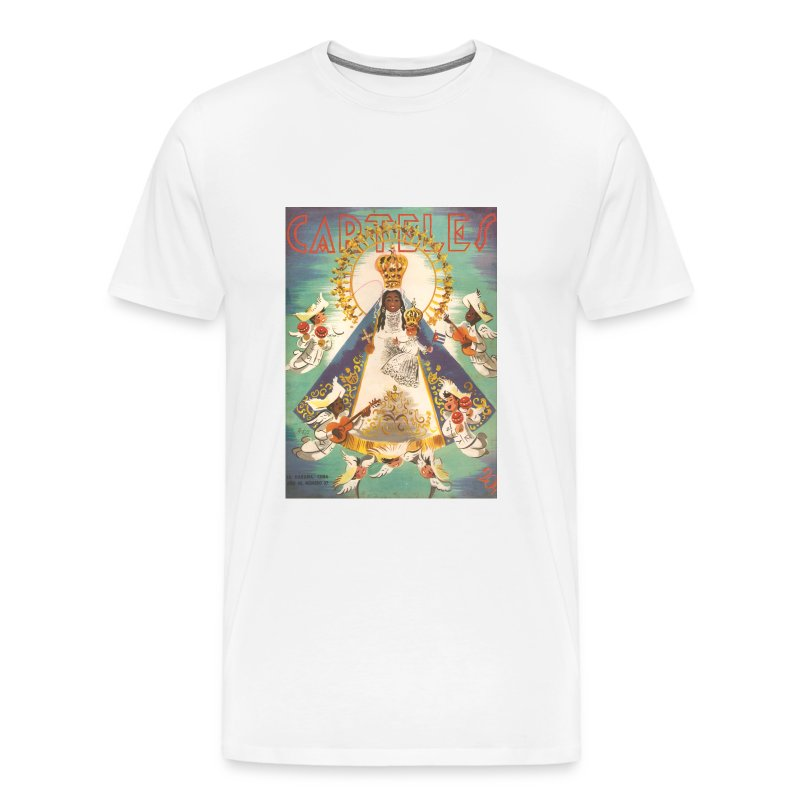 virgen_001 - Men's Premium T-Shirt