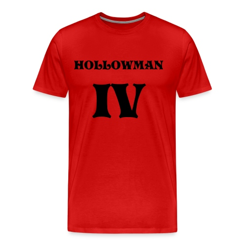 hollowman 4 t-shirts - Men's Premium T-Shirt