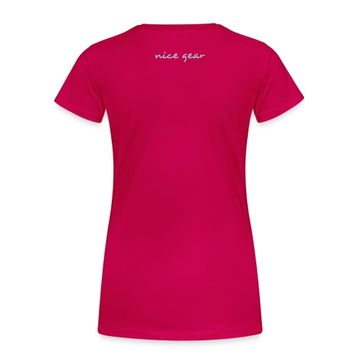 Nice Gear Women's Plus Size Basic Tee - Women's Premium T-Shirt