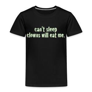 glow in the dark toddler t-shirt - Toddler Premium T-Shirt