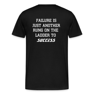 LADDER TO SUCCESS - Men's Premium T-Shirt