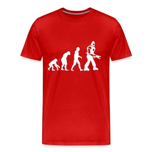 beats tee - Men's Premium T-Shirt