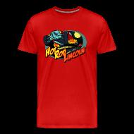T-Shirts ~ Men's Premium T-Shirt ~ Hot Rod Lincoln
