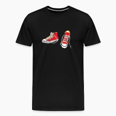 Step Brothers Converse Tee