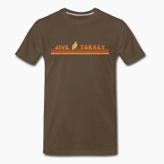 Chocolate jiveturkey T-Shirts