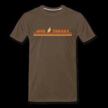 Chocolate jiveturkey T-Shirts