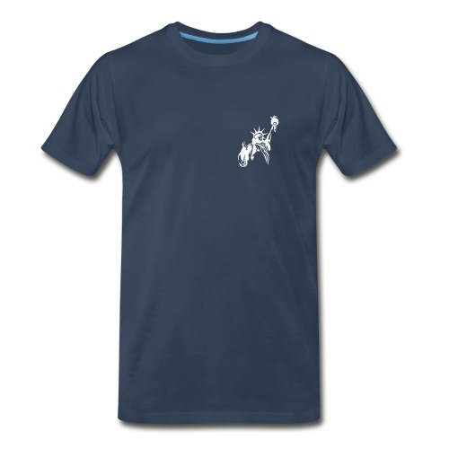 Libertarian t-shirt - Men's Premium T-Shirt