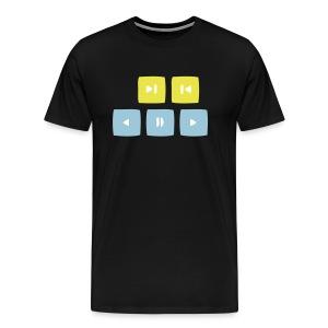 An Editors Life (Color) - Men's Premium T-Shirt
