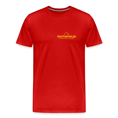 Panto Pocket Balls - Men's Premium T-Shirt
