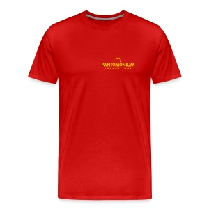 Panto Pocket Rules - Men's Premium T-Shirt