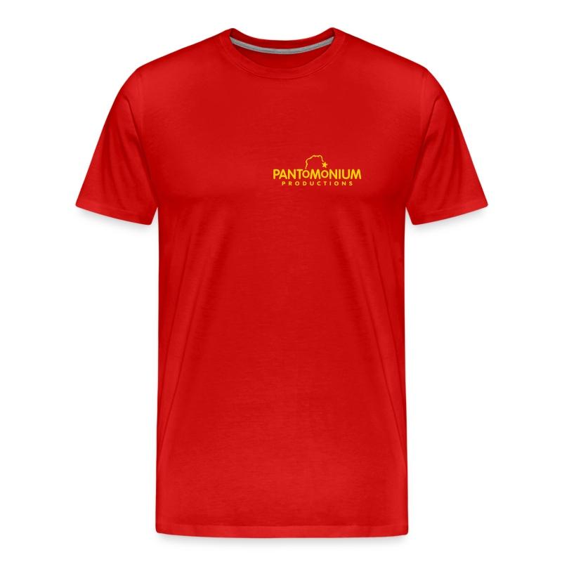 Panto Pocket Rules - Men's Premium T-Shirt