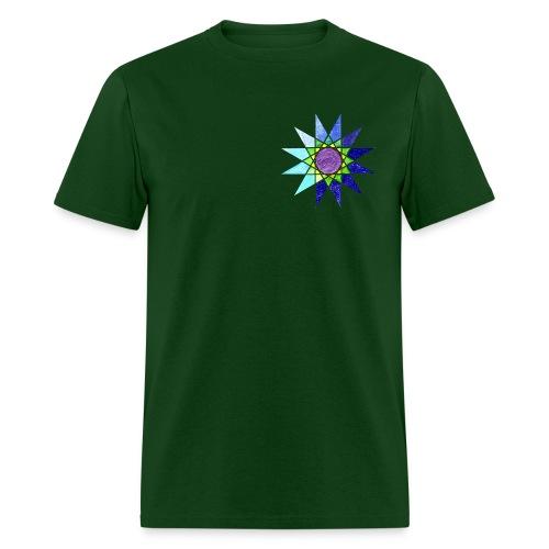 Men's Sacred Geometry T-shirt - Men's T-Shirt