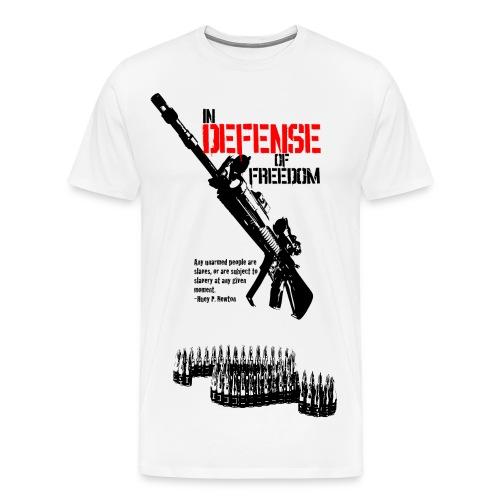 In Defense of Freedom - Men's Premium T-Shirt