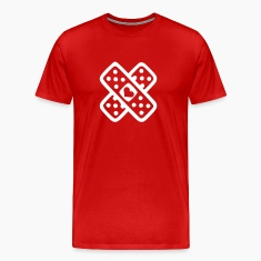 Red Lovesickness - Bandaid T-Shirts