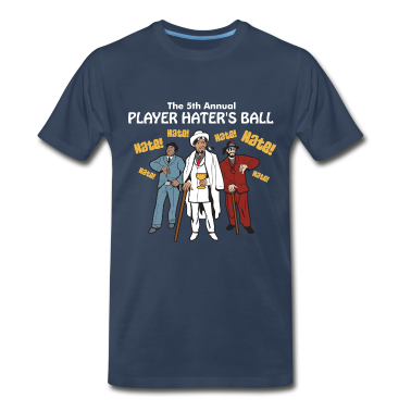 Player Haters Ball T-Shirts