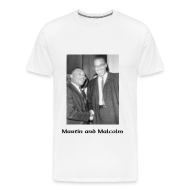 T-Shirts ~ Men's Premium T-Shirt ~ Martin and Malcolm