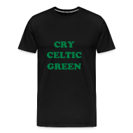 T-Shirts ~ Men's Premium T-Shirt ~ CryGreen