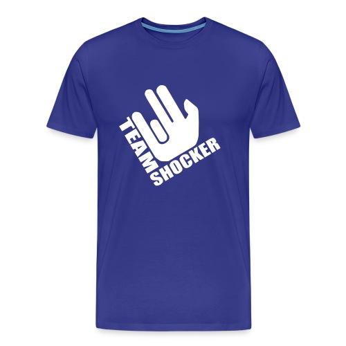 Whoah! Shocker? - Men's Premium T-Shirt