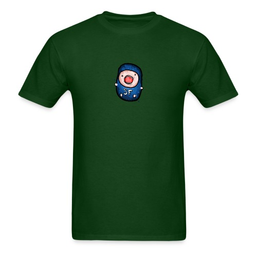 SF Baby In The Green - Men's T-Shirt