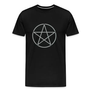 Men's Pentacle Tee - Men's Premium T-Shirt