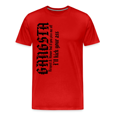 GANGSTA Fightware T