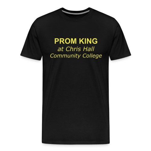 Chris Hall Community College - Men's Premium T-Shirt