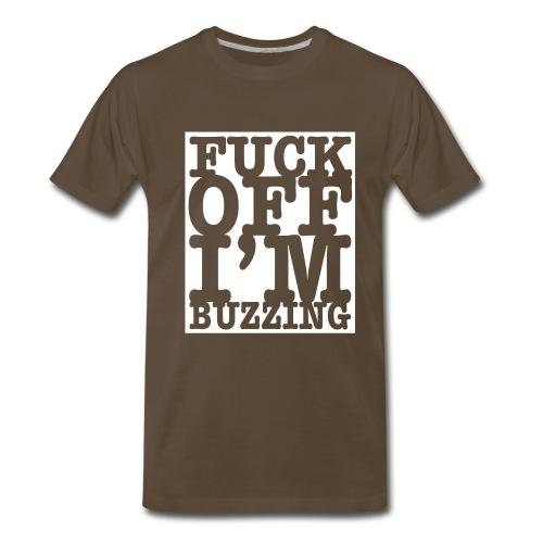 back up - Men's Premium T-Shirt