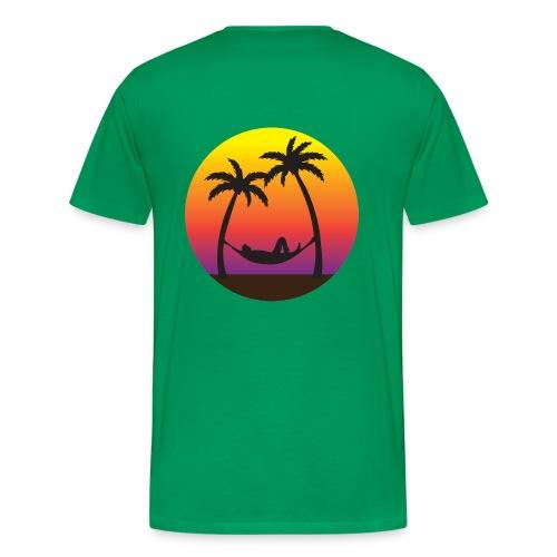 ISLAND/HAMMOCK TEE - Men's Premium T-Shirt