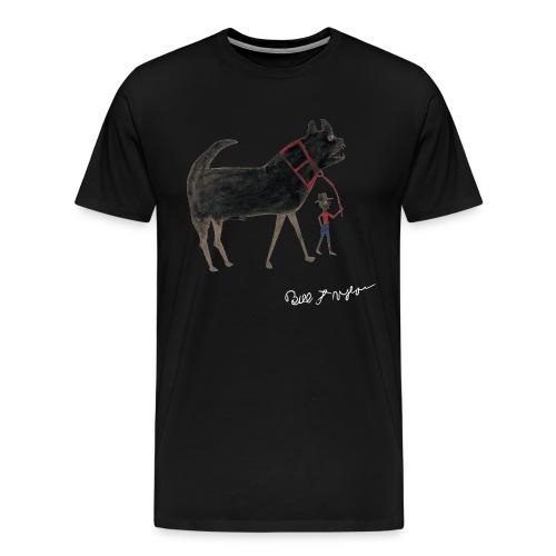 Intuit's Bill Traylor Tee - Men's Premium T-Shirt