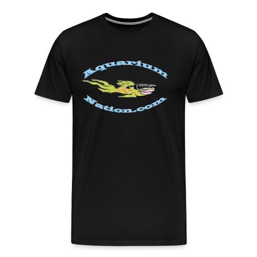Slick and AquariiumNation.com - Men's Premium T-Shirt