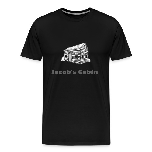 Lost's Jacob's Cabin - Men's Premium T-Shirt