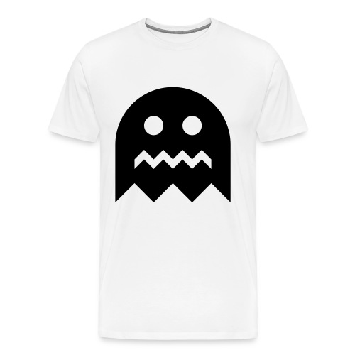 Ghosty White - Men's Premium T-Shirt
