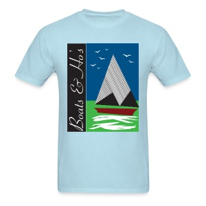 Step Brothers Boats & Ho's Tee - Men's T-Shirt
