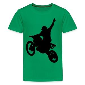 Dirt Bike - Kids' Premium T-Shirt