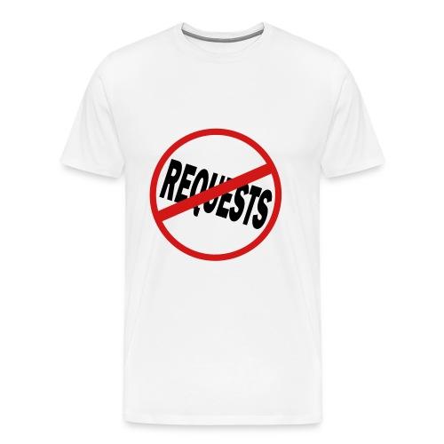 MEN'S 3XL T-SHIRT NO REQUEST - Men's Premium T-Shirt